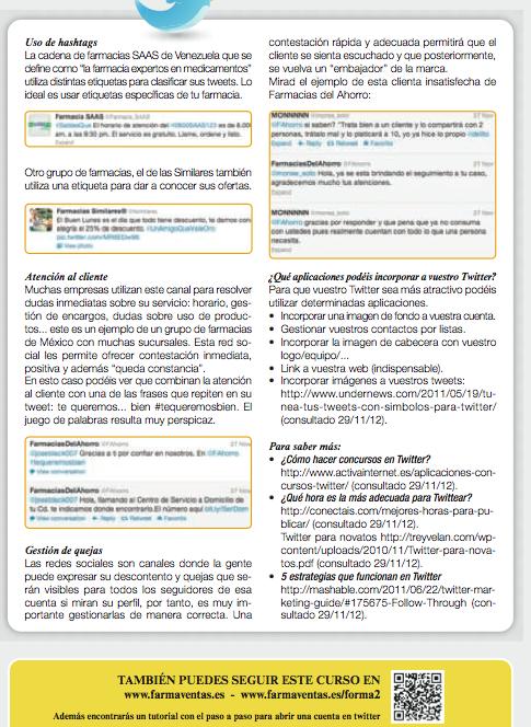 Redes Sociales aplicadas a la farmacia con Bioderma y Farmaventas