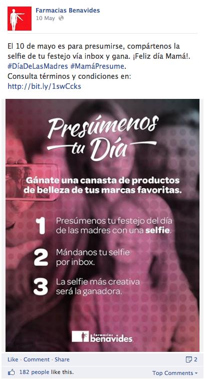 Selfie Farmacia