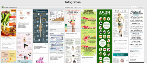 Infografía farmacia farmacia francesa