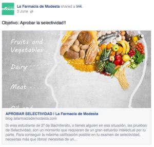 Facebook Modesta