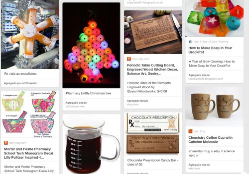 farmacia Pinterest Navidad