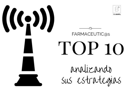 TOP 10 FARMACÉUTICOS ESPAÑA