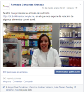 Farmacia Cervantes