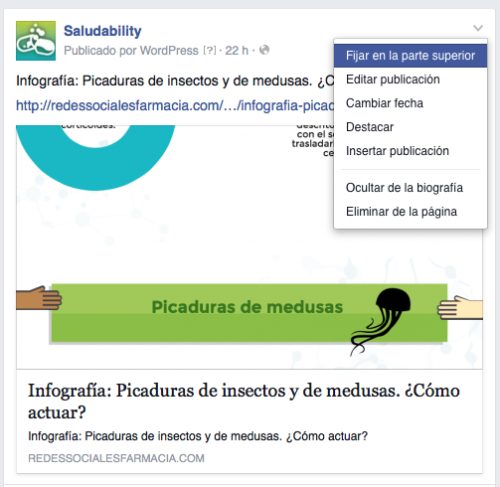 DEstacado Facebook